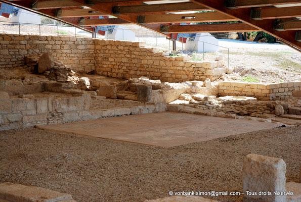 [NU900-2012-006] Kourion (Curium) : Maison d'Eustolios