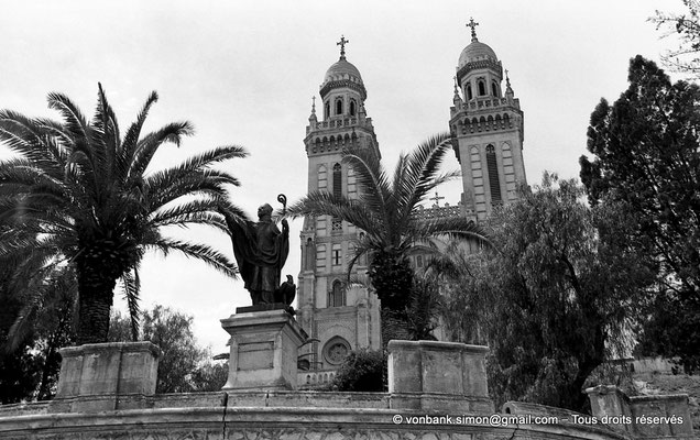 [NB026-1978-68] Annaba : Basilique Saint-Augustin (1881 - 1900)
