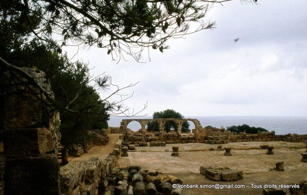 [040-1978-08] Tipasa de Maurétanie : Grande basilique