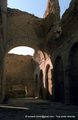 [079-1979-07] Bulla Regia : Thermes memmiens