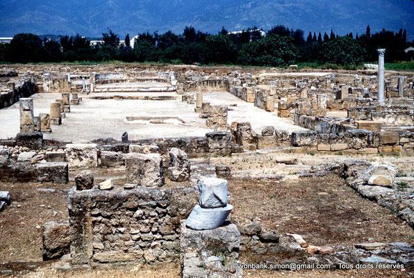 [RM_001-1960-17] Annaba (Hippo Regius) : Basilique de la Paix et ses abords