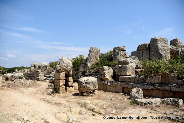 [NU906-2019-1495] Sélinonte - Temple D : Ruines