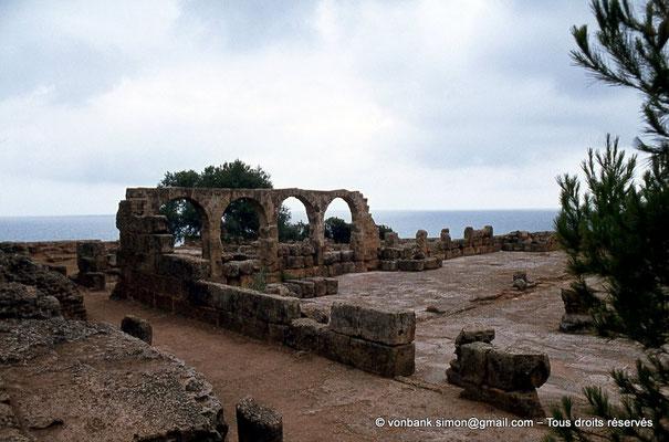 [040-1978-10] Tipasa de Maurétanie : Grande basilique