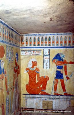 [066-1981-18] QV 44 Khaemouaset : Demeure d'Osiris (détail)