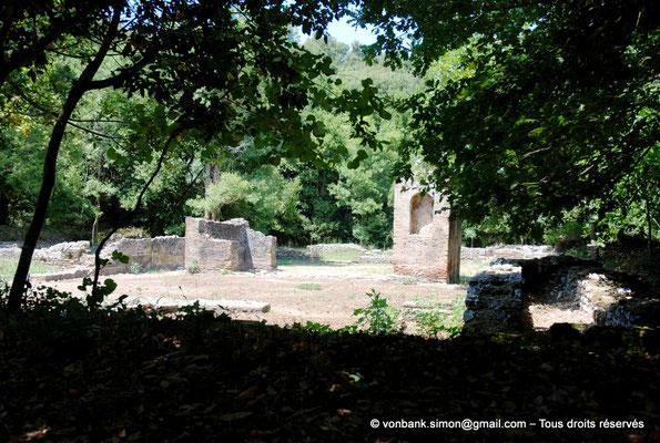 [NU902-2010-115] Butrint (Buthrotum) : Ruines