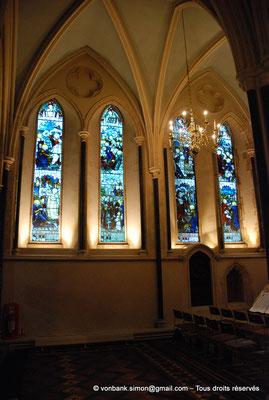 [NU002p-2016-0125] Dublin - Cathédrale Saint-Patrick - Chapelle de la Vierge