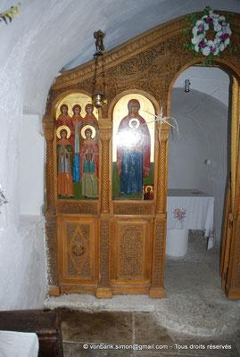 [NU900x-2013-0251] Crète - Argyroupoli : Chapelle Pende Parthenes (Cinq Vierges)