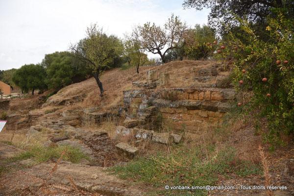 [NU906-2019-1622] Agrigente - Nécropole paléochrétienne (IV° - VII° siècle)