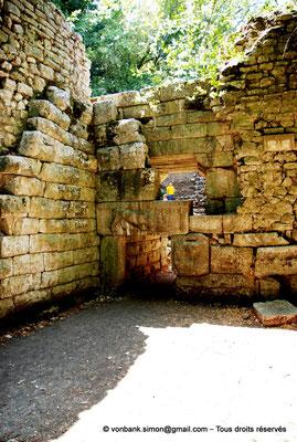 [NU902-2010-143] Butrint (Buthrotum) : Porte du lion