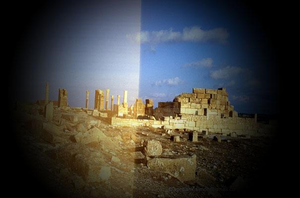 [008-1983-01] Haïdra (Ammaedara) : Église de l'évêque Melleus -Basilique I-