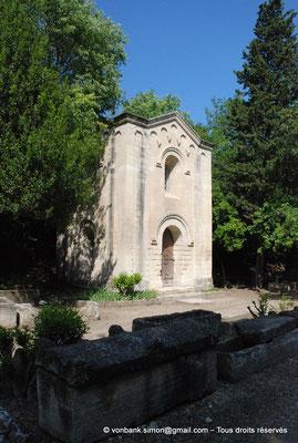 [NU001i-2018-0013] Arles - Les Alyscamps : Maison du Gardien