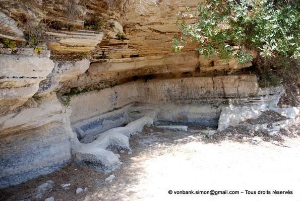 [NU900x-2013-0236] Crète - Argyroupoli : Nécropole romaine
