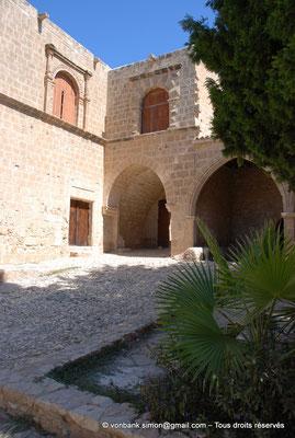 [NU900-2012-0157] Agia Napa : Habitation du monastère