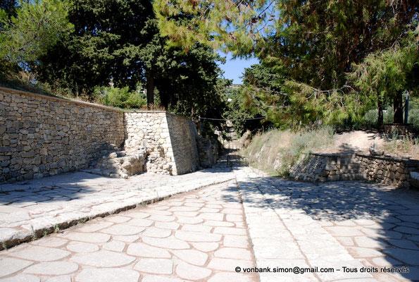 [NU905-2011-193] Cnossos (Crète) : Voie royale Nord