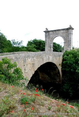 [NU001h-2018-0015] Saint-Chamas - Pont Flavien