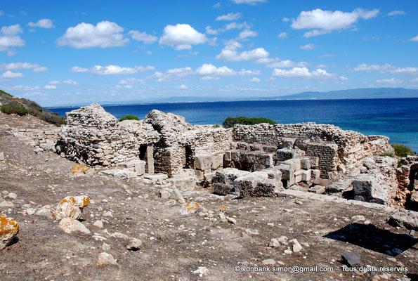 [NU904-2015-217] Tharros (Sardaigne) : Thermes 1