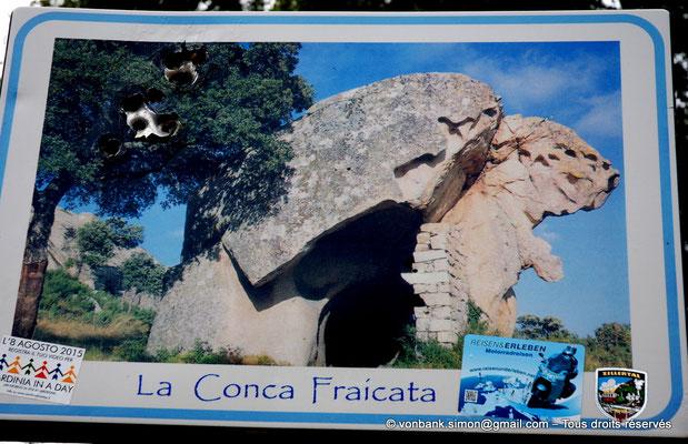 [NU904-2015-146] Conca Fraicata - Calangianus (Sardaigne)