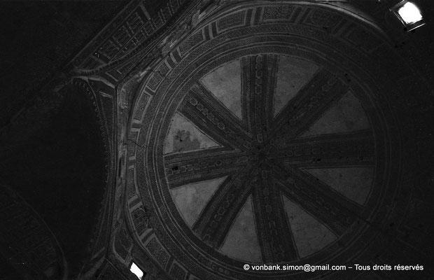 [NB063-1978-17] Temacine-Tamelhat - Coupole de la salle de prière de la zaouïa de Tamelhat