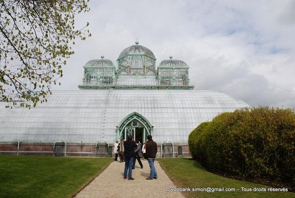 [NU900c-2012-0081] B - Bruxelles - Laeken : Serres royales