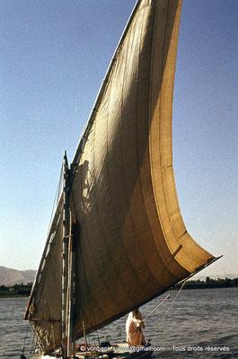 [085-1973-28] Louxor : le Nil