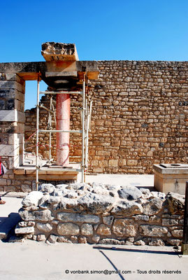 [NU905-2011-159] Cnossos (Crète) : Détail
