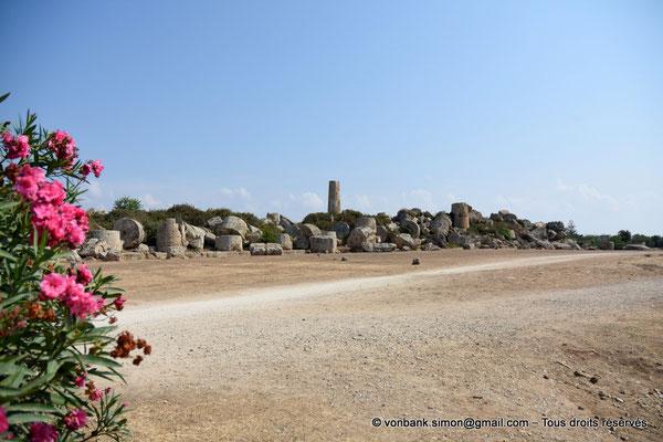 [NU906-2019-1439] Sélinonte - Temple G : Ruines