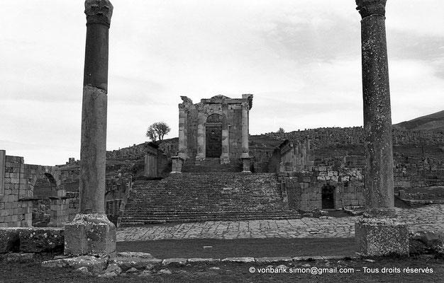 [NB059-1978-34] Djemila (Cuicul) : Temple Septimien