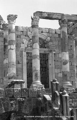 [NB031-1978-02] Djemila (Cuicul) : Temple Septimien