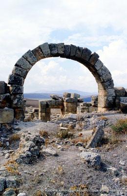 [002-1983-10] Khemissa (Thubursicu Numidarum) : Les thermes