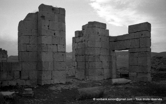 [NB034-1978-43] Khemissa (Thubursicu Numidarum) : Les thermes