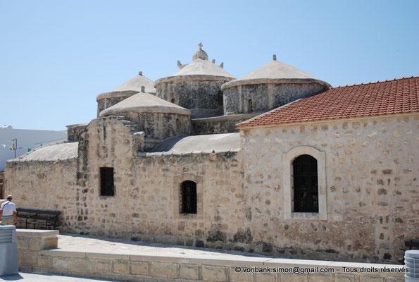 [NU900-2012-0038] Yeroskipou - Agia Paraskevi : Façade Nord