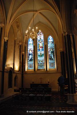 [NU002p-2016-0123] Dublin - Cathédrale Saint-Patrick - Chapelle de la Vierge