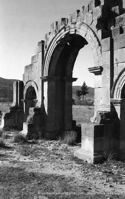 Lambèse (Lambaesis) : Arc de Septime Sévère et de Caracalla