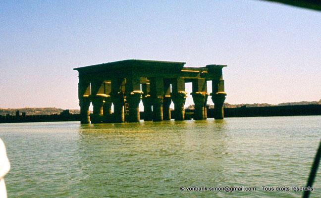 [089-1973-13] Philae : Kiosque de Trajan
