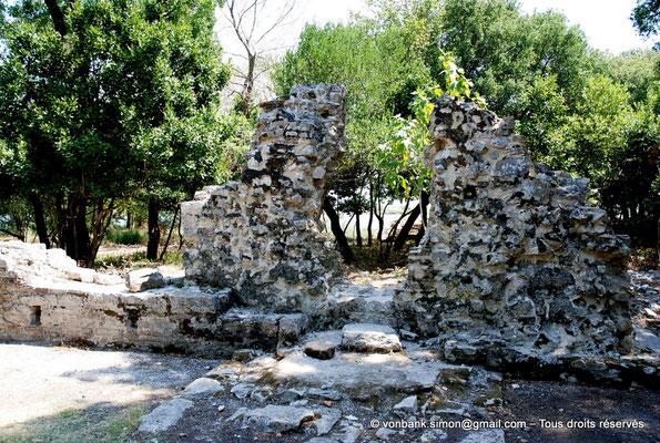 [NU902-2010-124] Butrint (Buthrotum) : Ruines