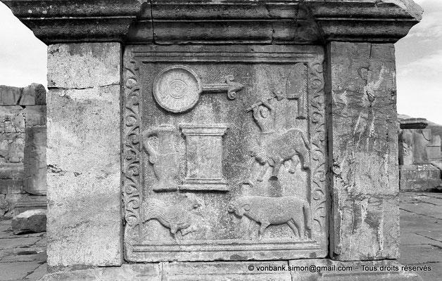 [NB033-1978-22] Djemila (Cuicul) : Forum - Autel des sacrifices