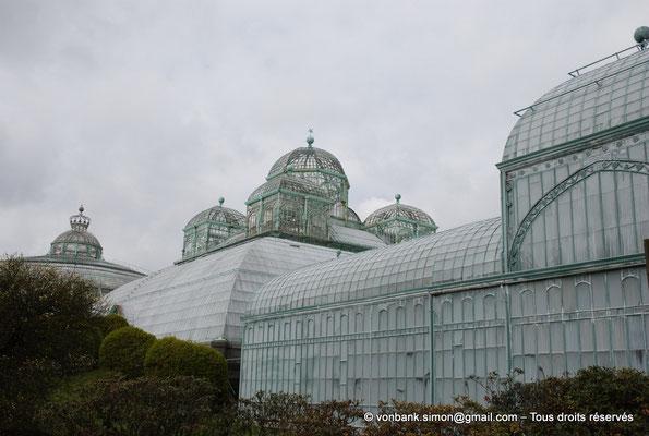 [NU900c-2012-0087] B - Bruxelles - Laeken : Serres royales