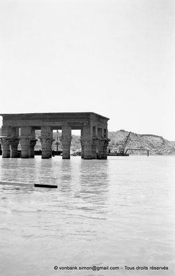 [NB076-1973-59] Philae : Kiosque de Trajan