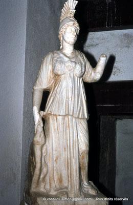 [018-1978-26] Guelma (Calama) : Musée - Minerve