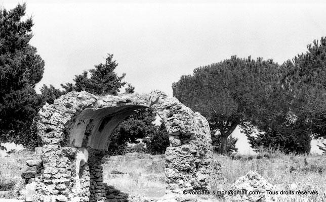 [NB039-1978-24] Tipasa de Maurétanie : Columbarium