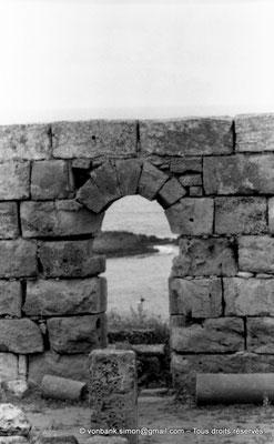 [NB039-1978-21] Tipasa de Maurétanie : Basilique Sainte Salsa