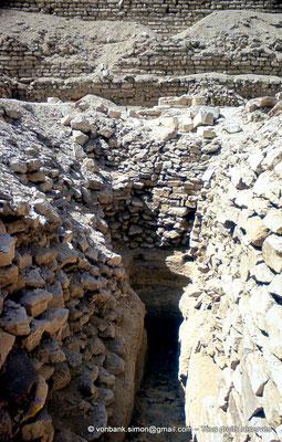 [087-1973-11] Saqqara - Djoser : Puits