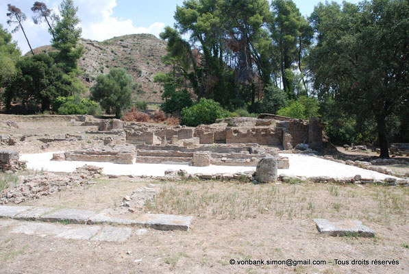 [NU901-2008-0248] Olympie - Thermes Nord