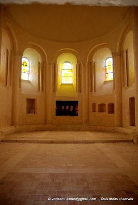 [NU904-2015-0011] 17 - Trizay - Prieuré Saint-Jean l'Évangéliste : Chapelle axiale