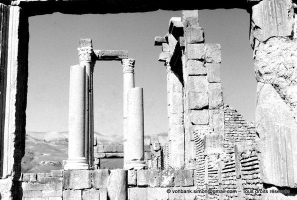 [AM-001_1971_11a] Djemila (Cuicul) : Temple de Venus Genetrix