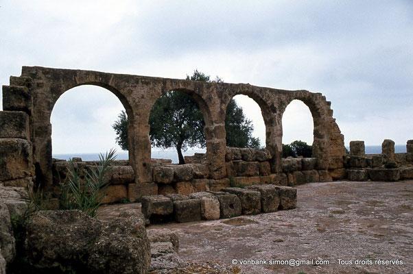 [040-1978-09] Tipasa de Maurétanie : Grande basilique