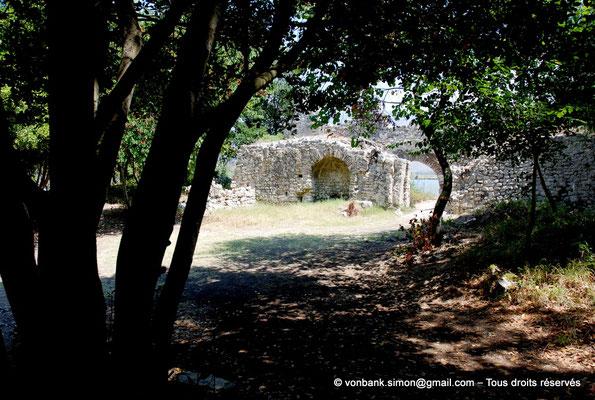[NU902-2010-126] Butrint (Buthrotum) : Ruines