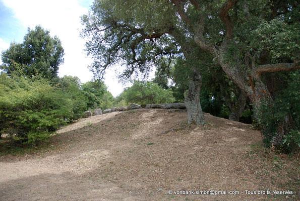 [NU904-2015-087] Tombe des géants de Pascaredda (Sardaigne)