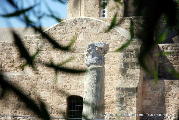 [NU900-2012-097] Paphos (Nea Paphos) : Ruines de la Basilique paléochrétienne Panayia Chrysopolitissa