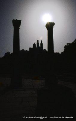 [072-1978-32] Annaba (Hippo Regius) : Basilique Saint-Augustin vue depuis le quartier du forum